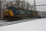 CSX 170 on K056 oil train